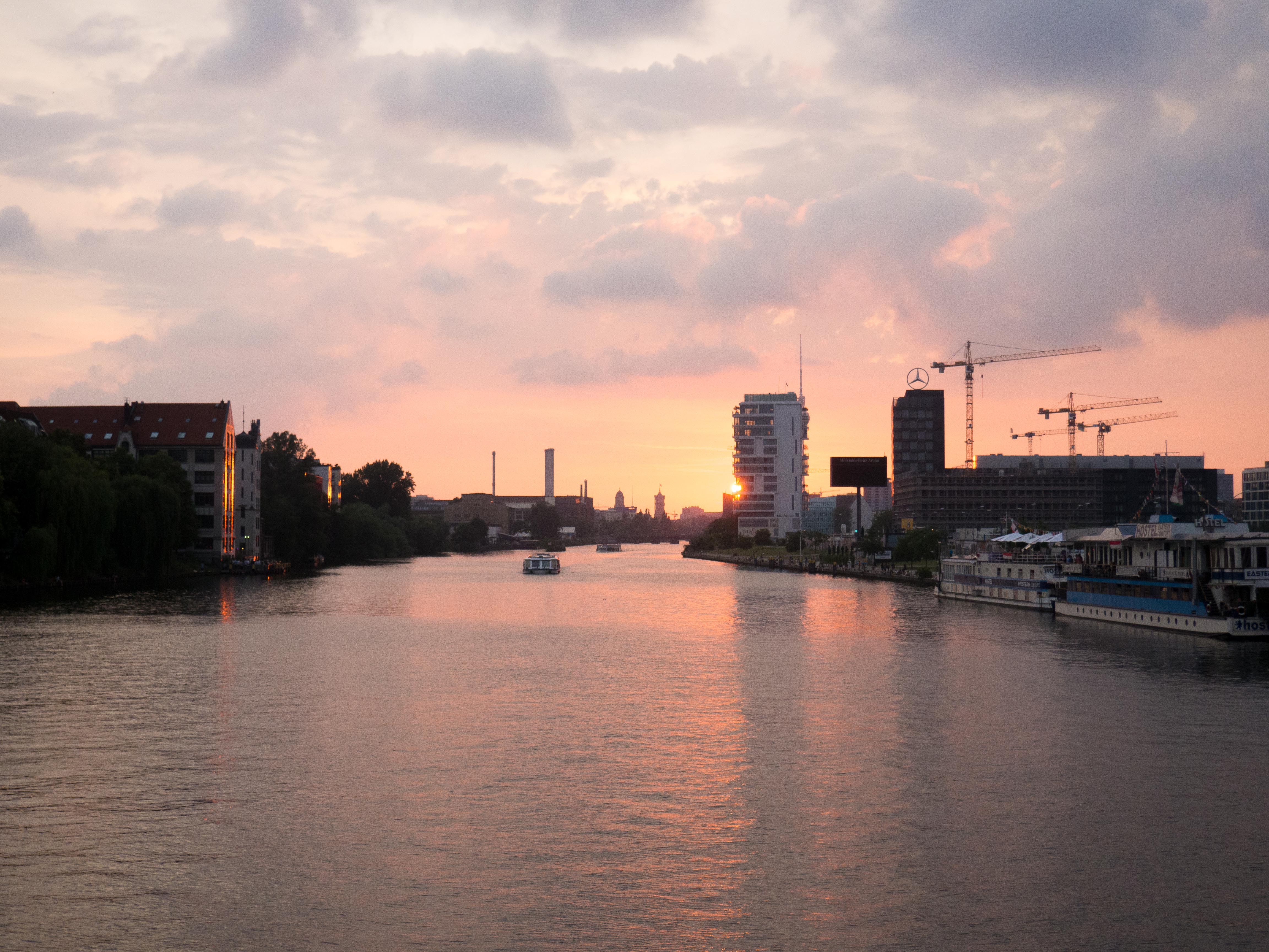 Alyson - Une semaine à Berlin