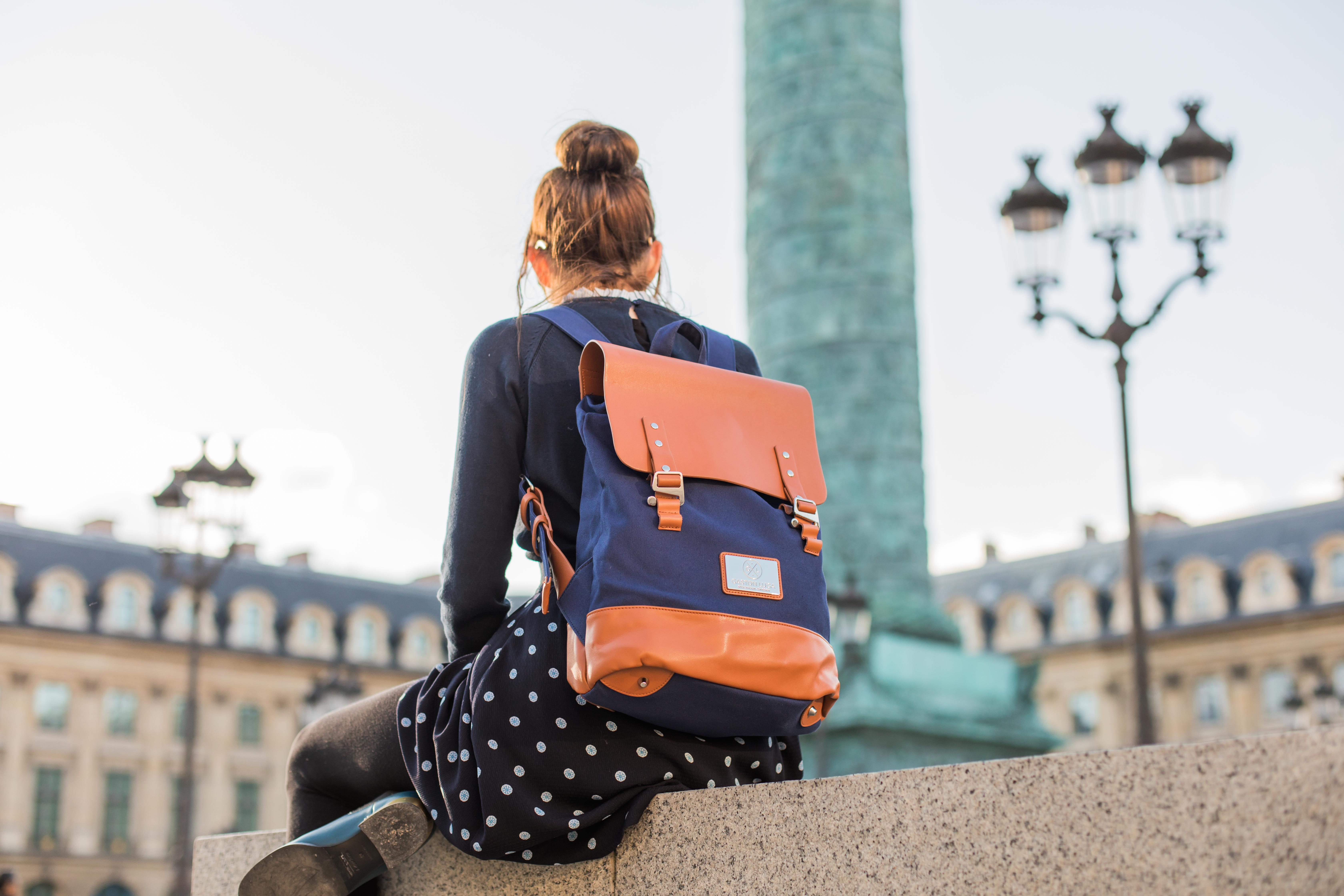 Le sac à dos minimaliste